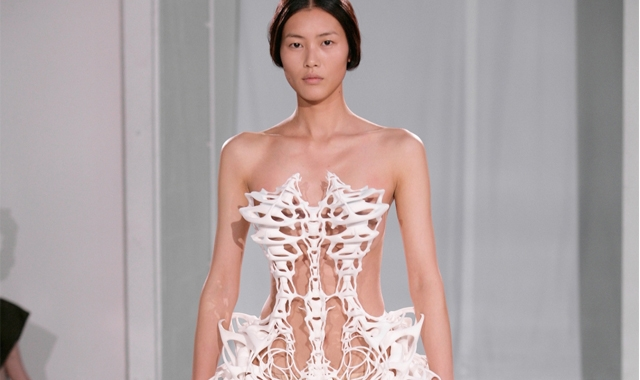 images: Iris Van Herpen, Vogue Runway