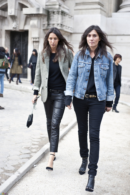 Sunday Style The Editors Of French Vogue The Fashion Law