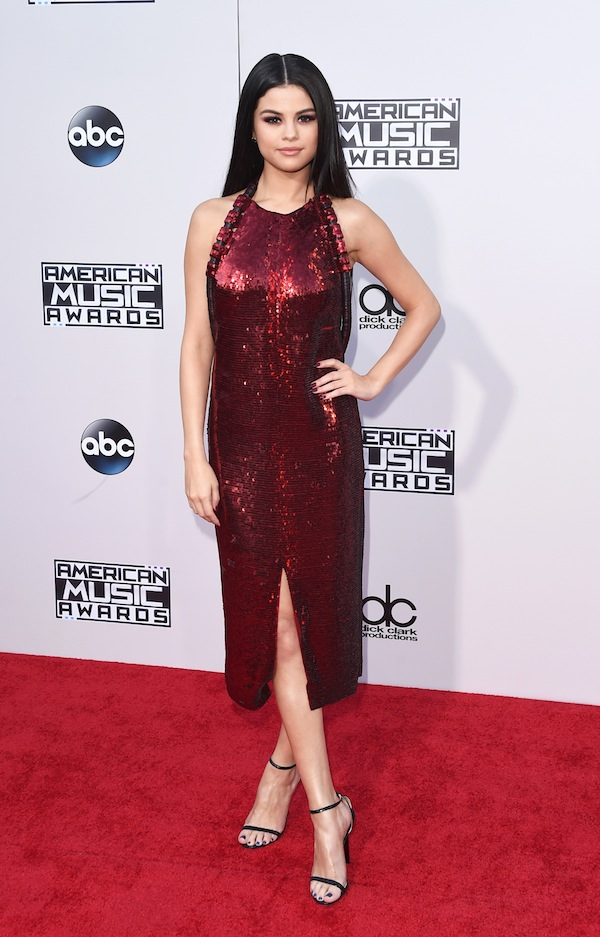 Selena Gomez in Givenchy Spring/Summer 2014