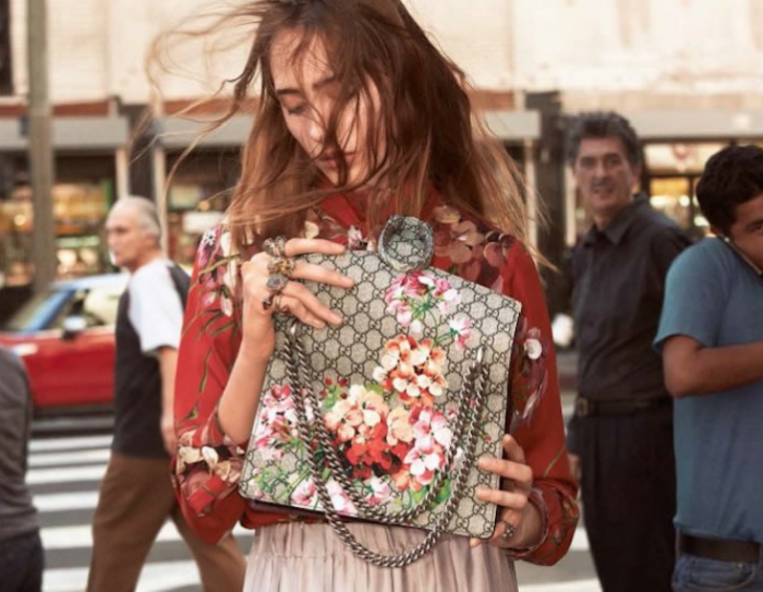 bbc9e3173dad Leave it to Gucci's new creative director, Alessandro Michele, who has  swiftly risen from shy guy to superstar at the helm of the Florence-based  design ...