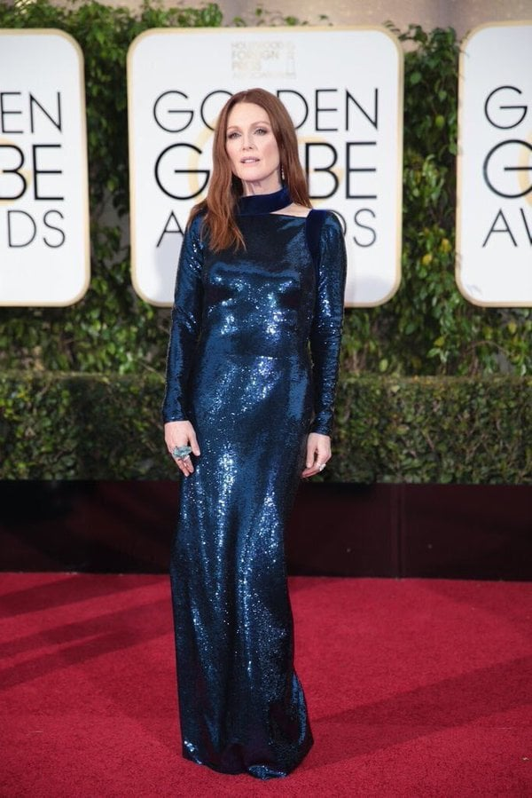 Julianne Moore in Tom Ford