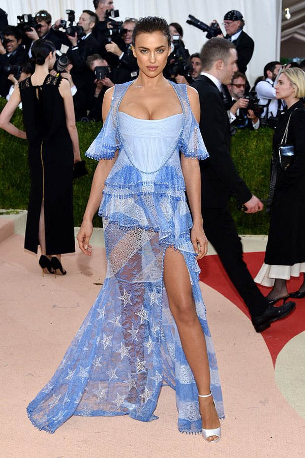 Irina Shayk in Givenchy