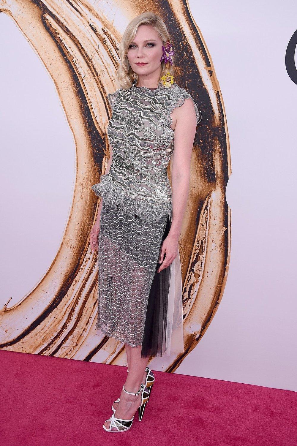 Kirsten Dunst in Rodarte
