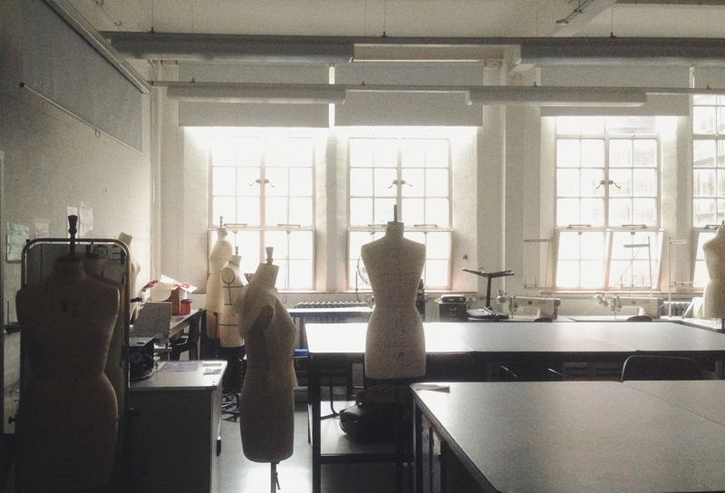 image: London College of Fashion