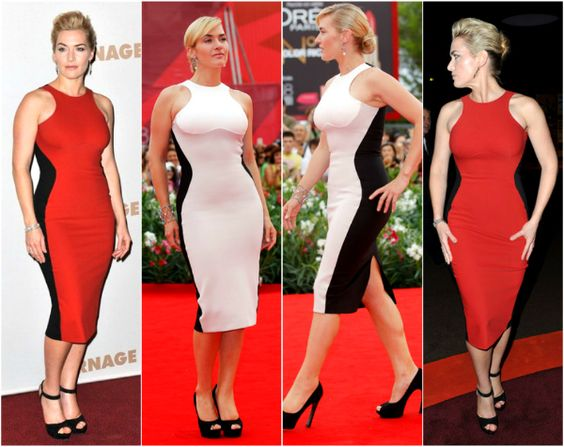 c4dbca6591a When Kate Winslet took to the red carpet earlier this month at the Venice  Film Festival in a Stella McCartney bodycon dress