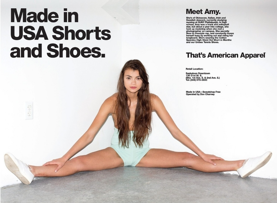 American Apparel: The Rise, Fall and Rebirth of an All