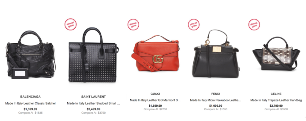a04d997ad8ec81 RETRO READ: New Gucci Bags at Marshalls, Céline at T.J. Maxx: Is ...