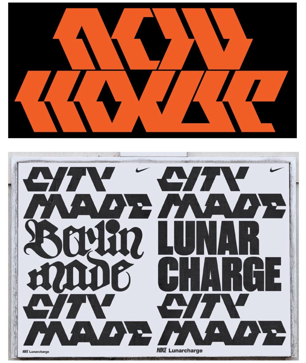 David Rudnick (top) &Hort Berlin/Nike (bottom)