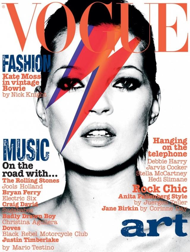 British Vogue May 2003