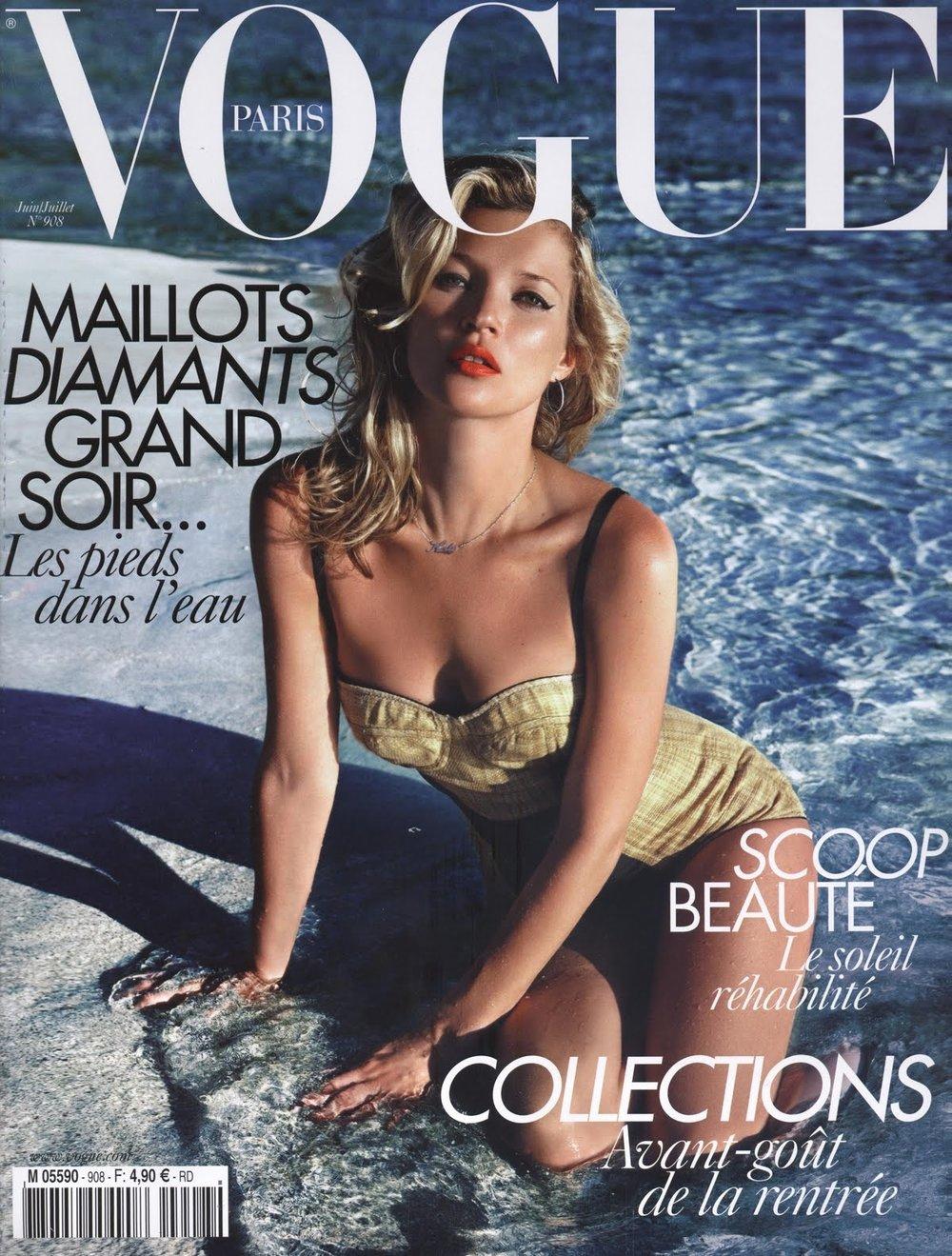 Vogue Paris June 2010