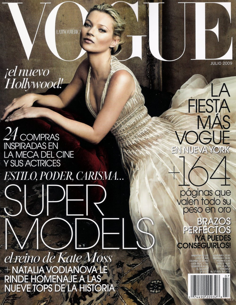 Vogue Mexico July 2009
