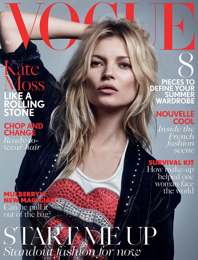British Vogue May 2016