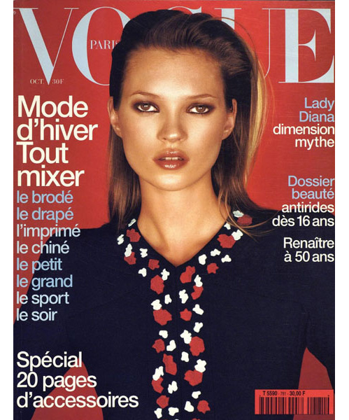 Vogue Paris October 1997
