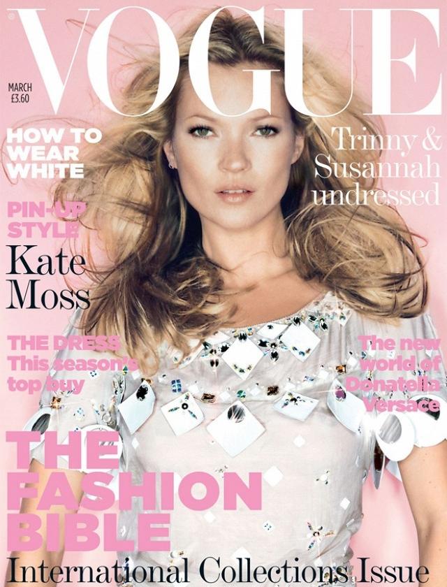 British Vogue March 2006