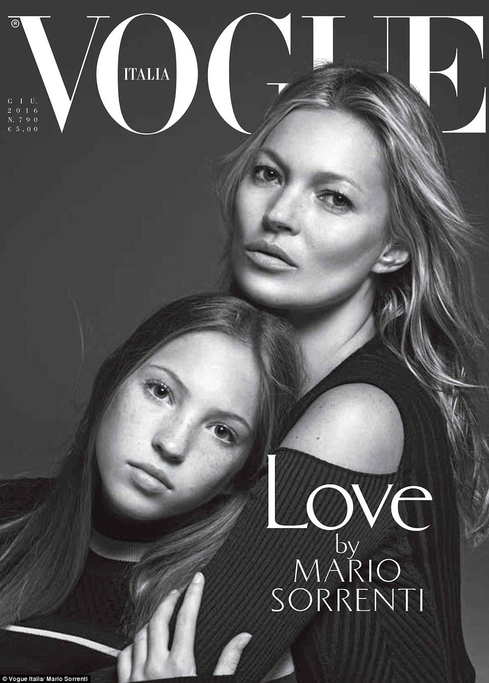Vogue Italia June 2016
