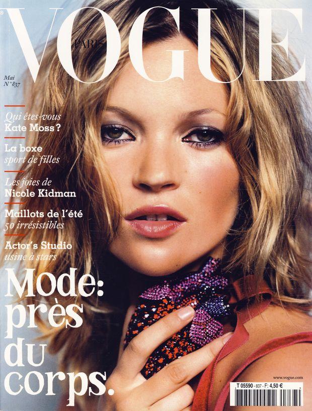 Vogue Paris May 2003