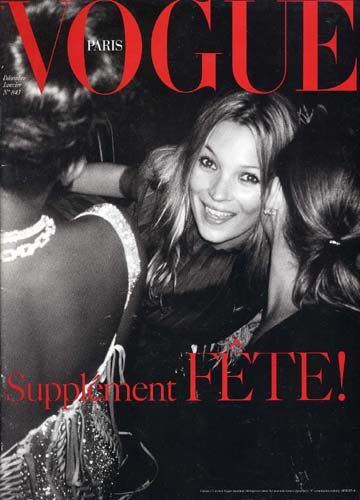 Vogue Paris December 2004