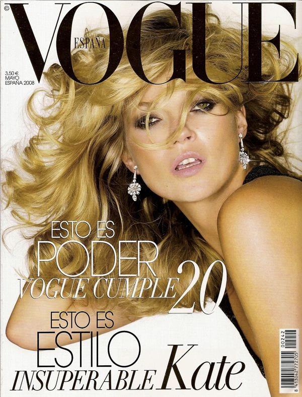 Vogue Espana May 2008