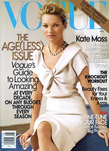 Vogue August 2008