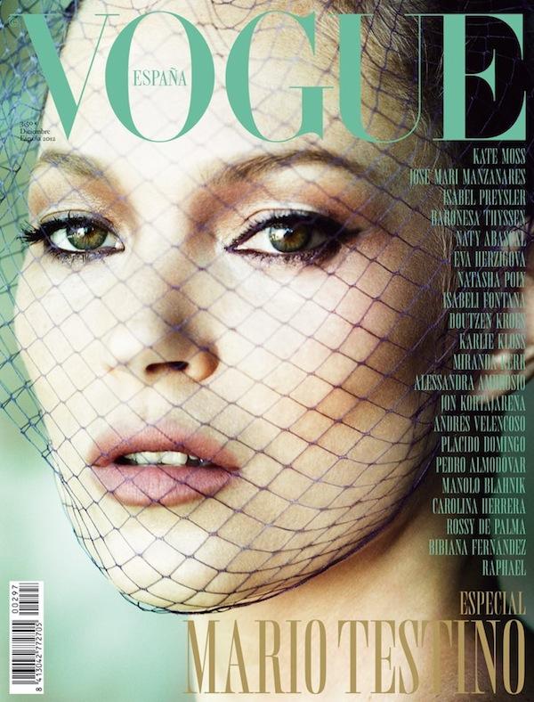 Vogue Espana December 2012
