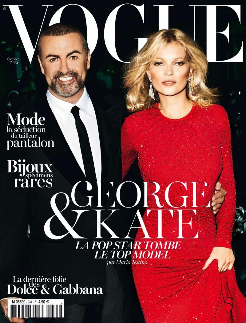 Vogue Paris October 2012