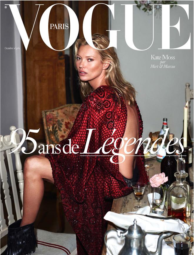 Vogue Paris October 2015