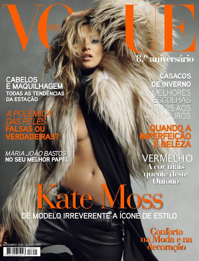 Vogue Portugal November 2010