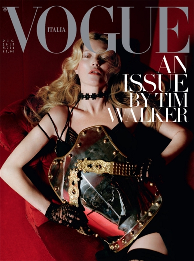 Vogue Italia December 2015