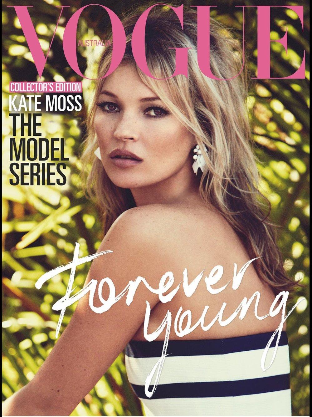 Vogue Australia July 2013