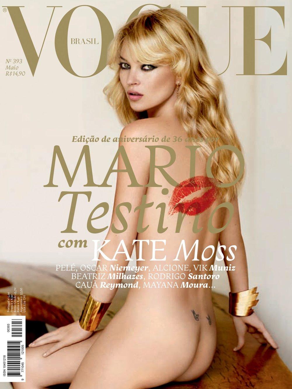 Vogue Brazil May 2011