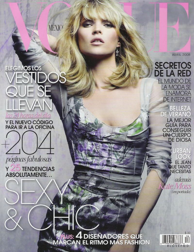 Vogue Mexico April 2008