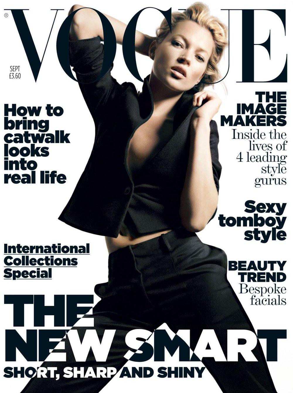 British Vogue September 2006