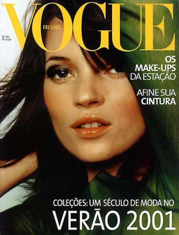 Vogue Brazil December 2000