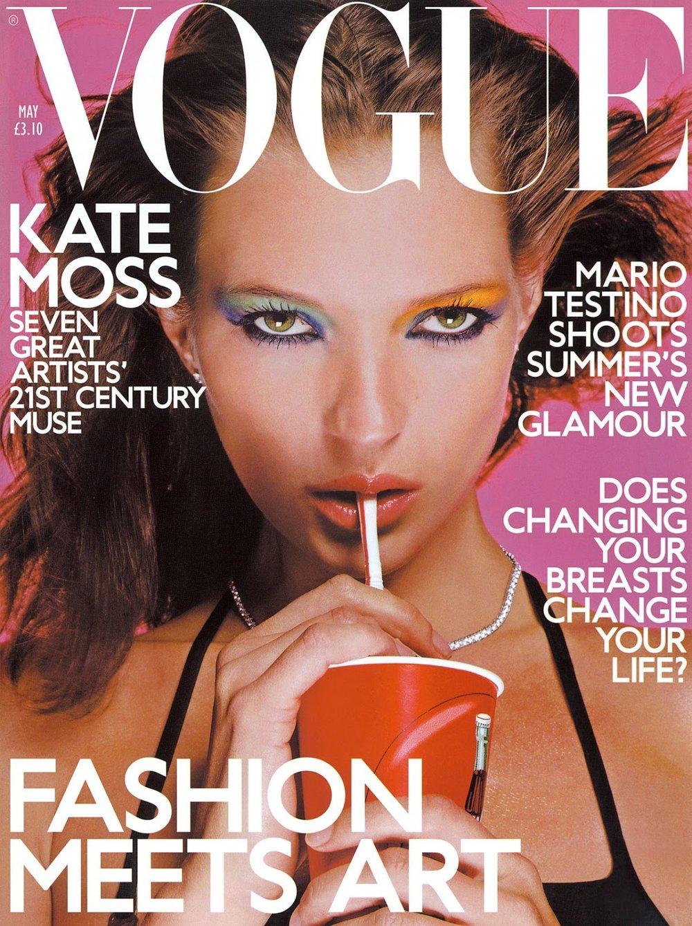 British Vogue May 2000