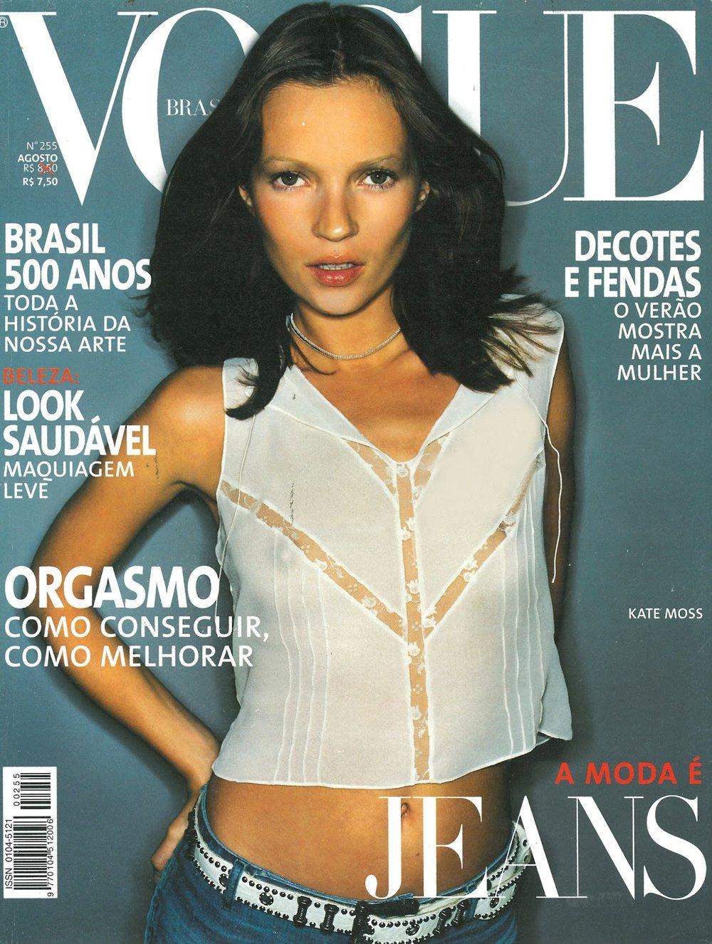 Vogue Brazil August 1999