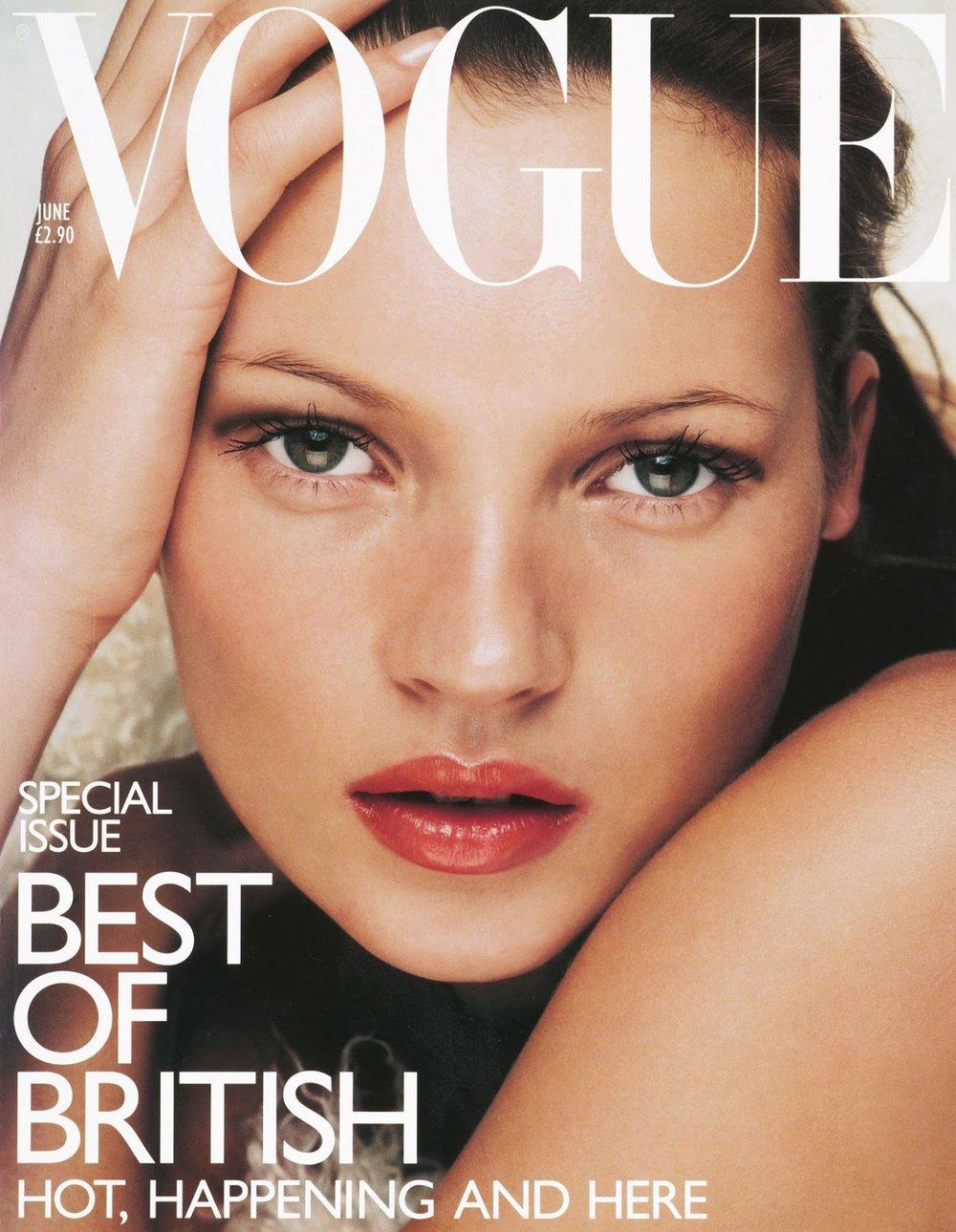 British Vogue June 1998