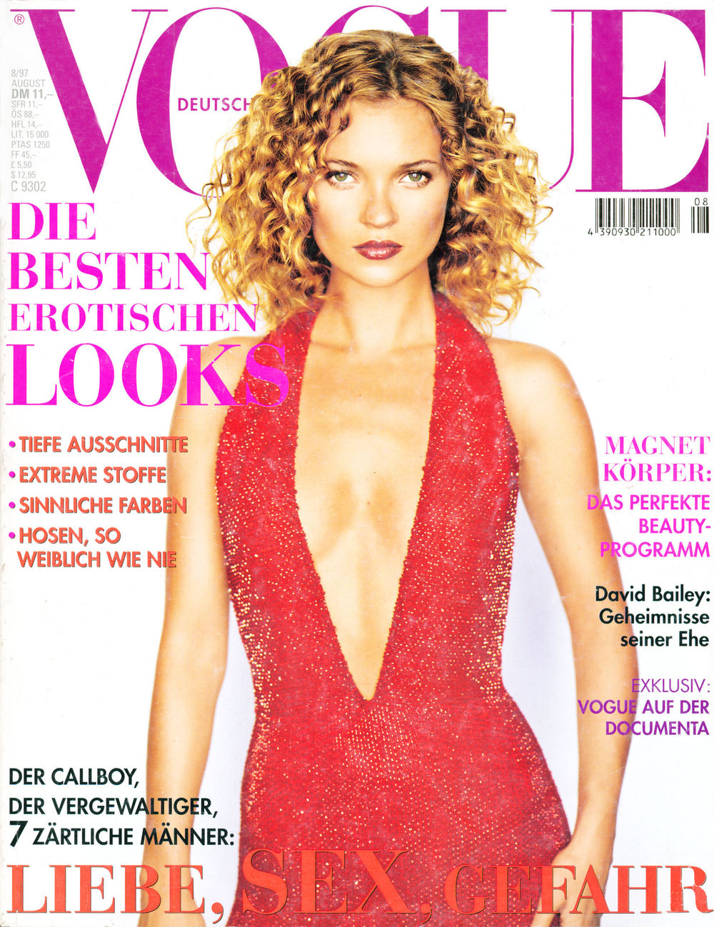 Vogue Germany August 1997
