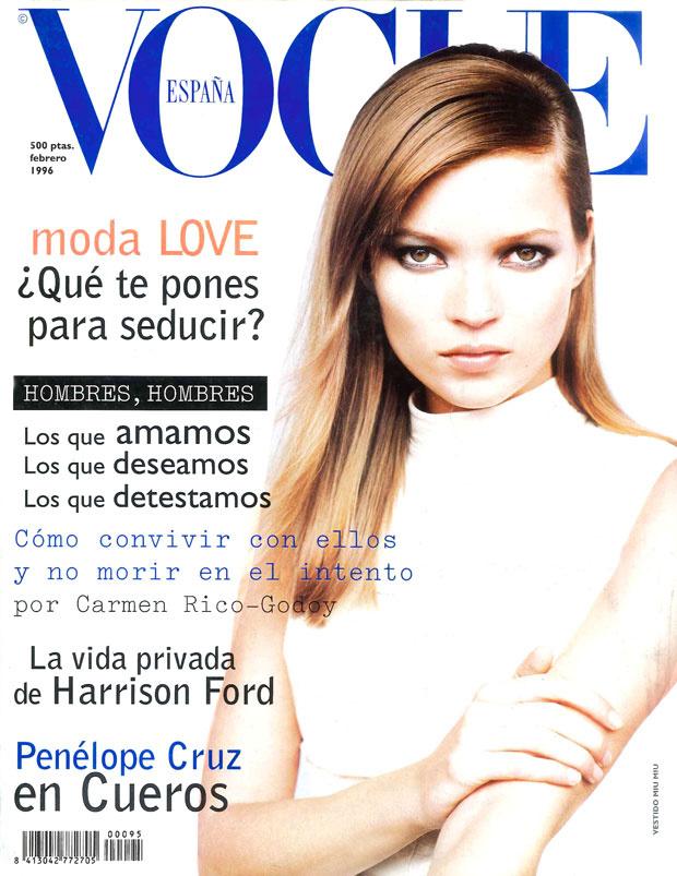 Vogue Espana February 1996