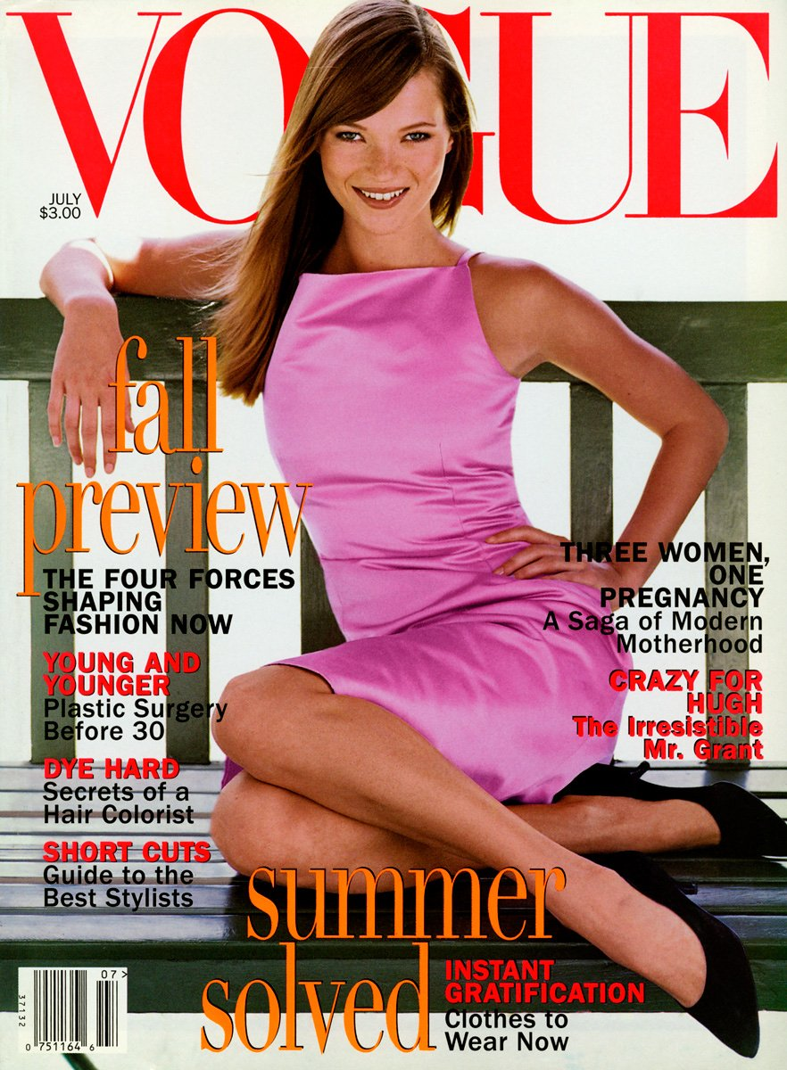 Vogue July 1995