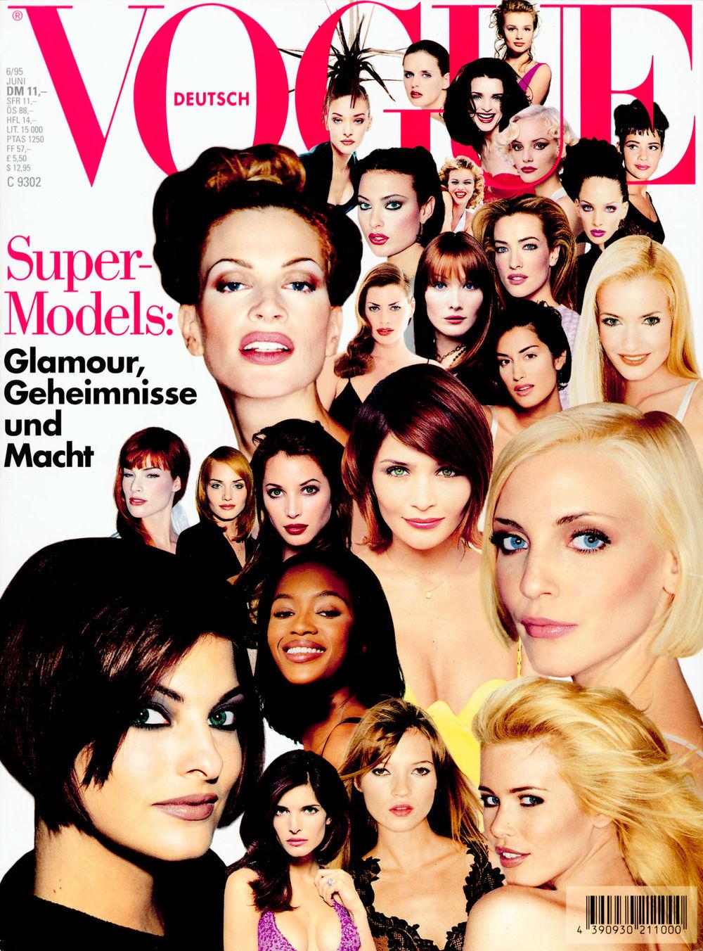Vogue Germany June 1995