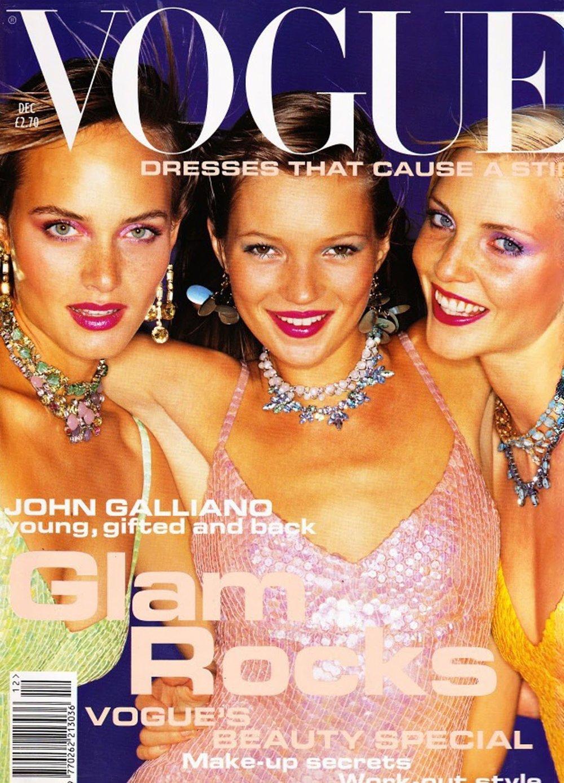 British Vogue December 1994