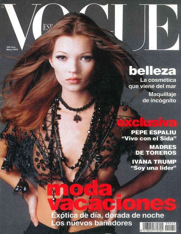 Vogue Espana May 1993