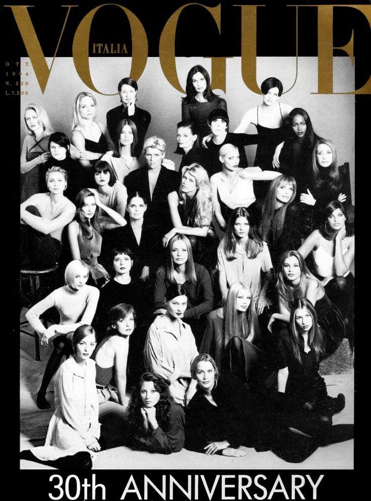 Vogue Italia October 1994
