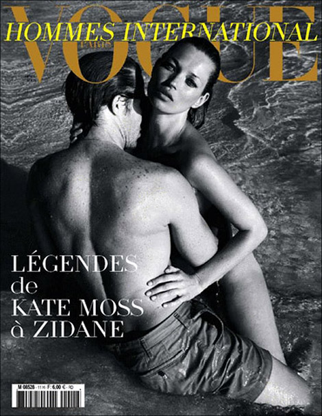 Vogue Hommes International Spring 2010