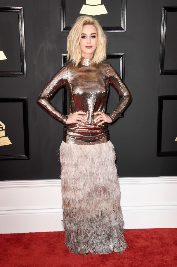 Katy Perry in Tom Ford