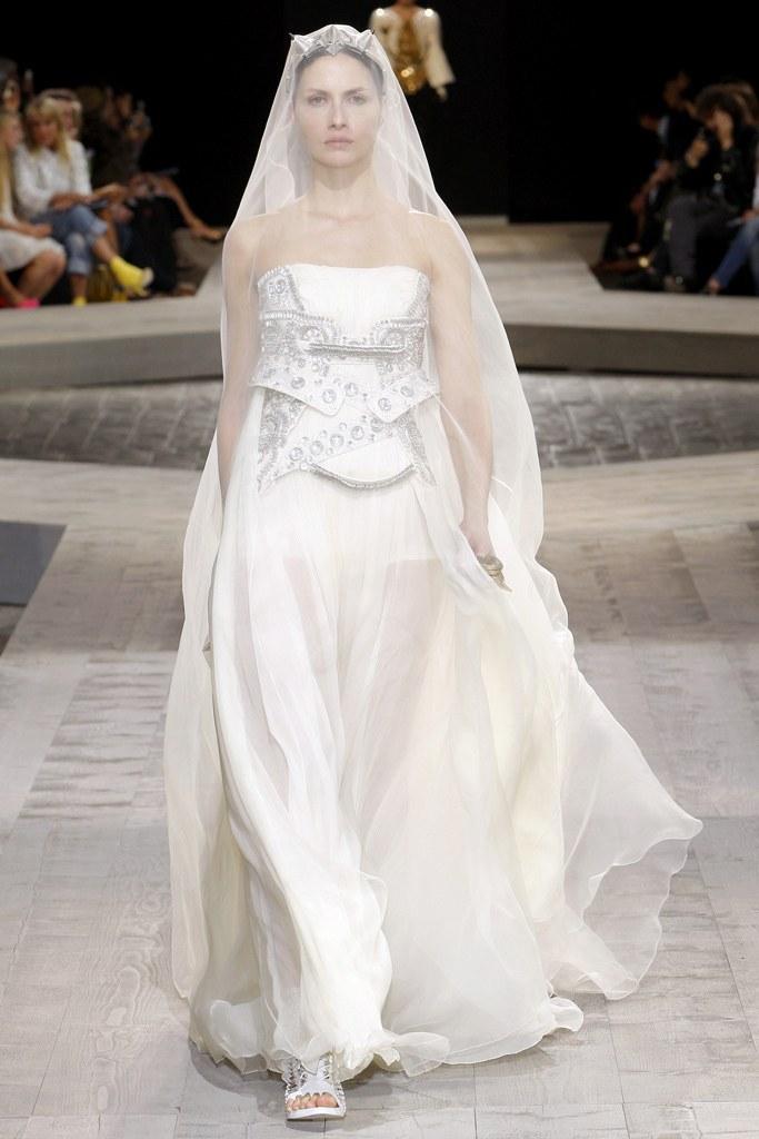 F/W 2009 couture