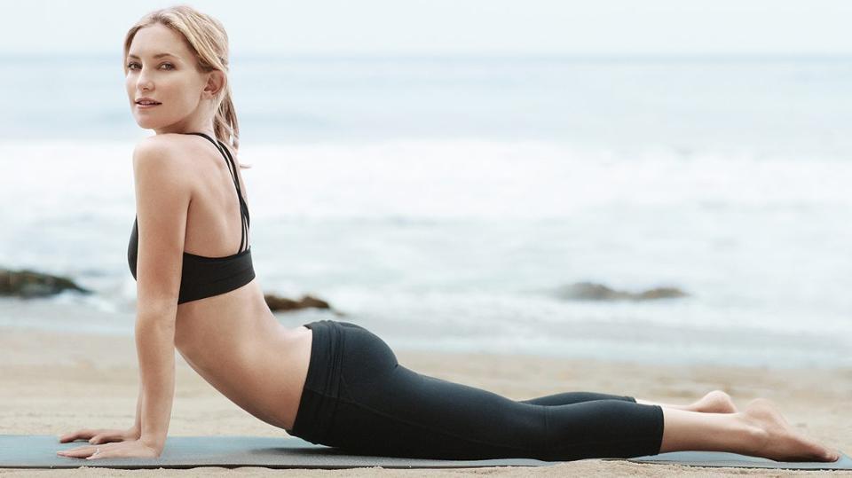 Owner of Kate Hudson Sportswear Line Fabletics Explores Sale