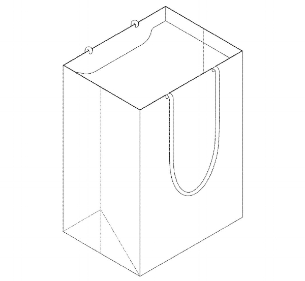 Apple's newly patent-protected bag