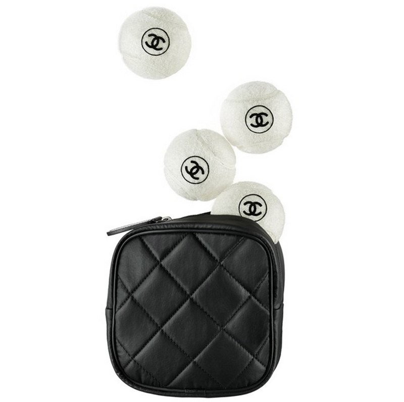 Chanel's $475 tennis balls and bag