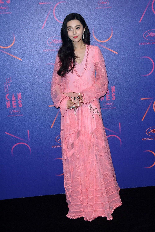 Fan Bingbing in Louis Vuitton